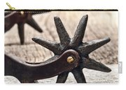 Rough Spurs Carry-all Pouch
