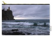 Rough Surf At Split Rock Carry-all Pouch