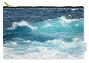 Rough Waves 1 Offshore Carry-all Pouch