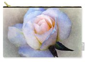 Roughsilk Rose Carry-all Pouch