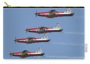 Roulettes In Tight Formation Carry-all Pouch