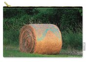 Round Hay Bale Carry-all Pouch