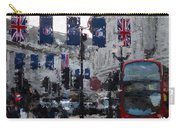 Round The Piccadilly Carry-all Pouch