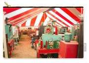 Round Top Texas Under The Big Tent Carry-all Pouch