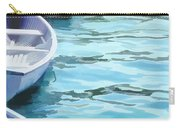 Rounded Row Of Rowboats Carry-all Pouch