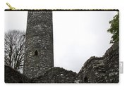 Roundtower And Ruins At Monasterboice Carry-all Pouch