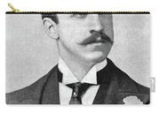 Rounsevelle Wildman (1864-1901) Carry-all Pouch