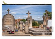 Roussillon Cemetery Carry-all Pouch