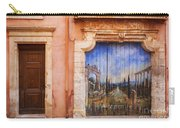 Roussillon Door Carry-all Pouch