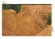 Roussillon Ochres Pigments Rock Carry-all Pouch