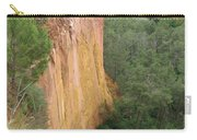 Roussillon Red Rock Landscape Carry-all Pouch