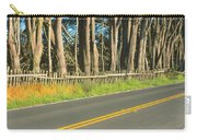 Route 1, Mendocino, California Carry-all Pouch