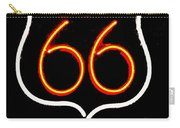 Route 66 2 Carry-all Pouch