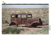 Route 66 - Abandoned Car Carry-all Pouch