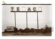 Route 66 - Abandoned Texaco Station Carry-all Pouch