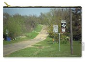 Route 66 - Alanreed Texas Carry-all Pouch