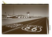 Route 66 - Amboy California Carry-all Pouch