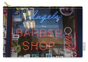 Route 66 - Angel's Barber Shop Carry-all Pouch