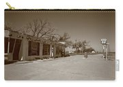 Route 66 - Bent Door Cafe Carry-all Pouch