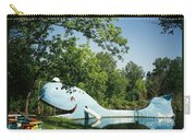 Route 66 Blue Whale Waterpark Carry-all Pouch