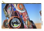 Route 66 Cadillac Ranch Carry-all Pouch