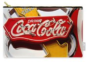 Route 66 Coca Cola Carry-all Pouch