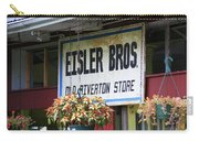 Route 66 - Eisler Brothers Old Riverton Store Carry-all Pouch