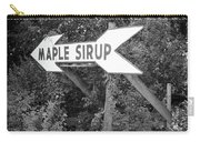 Route 66 - Funk's Grove Sirup Carry-all Pouch