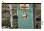 Route 66 Gas Pump - Adrian Texas Carry-all Pouch
