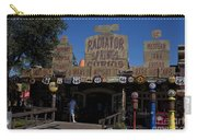 Route 66 Gift Shop Disneyland Carry-all Pouch