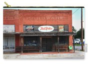 Route 66 - Hardware Store Erick Oklahoma Carry-all Pouch