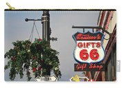 Route 66 In Williams Arizona Carry-all Pouch