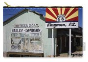 Route 66 Kingman Arizona Carry-all Pouch