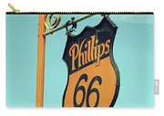 Route 66 - Mclean Texas Carry-all Pouch