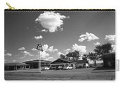 Route 66 - Midpoint Cafe Adrian Texas Carry-all Pouch