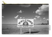 Route 66 - Midpoint Sign Carry-all Pouch