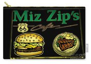Route 66 Miz Zips Carry-all Pouch
