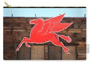 Route 66 - Mobil Pegasus Carry-all Pouch