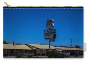 Route 66 Motel Carry-all Pouch
