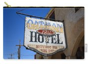Route 66 - Oatman Hotel Carry-all Pouch