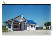 Route 66 Odell Il Gas Station 02 Carry-all Pouch