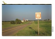Route 66 - Oklahoma Carry-all Pouch