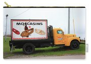 Route 66 - Oklahoma Trading Post Truck Carry-all Pouch