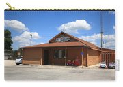 Route 66 - Old Log Cabin 3 Carry-all Pouch