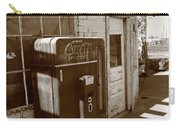 Route 66 - Rusty Coke Machine 2 Carry-all Pouch