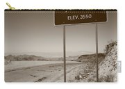 Route 66 - Sitgreaves Pass Carry-all Pouch