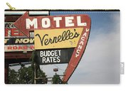 Route 66 - Vernelle's Motel Carry-all Pouch