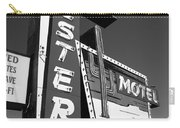 Route 66 - Western Motel 7 Carry-all Pouch