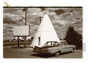 Route 66 - Wigwam Motel 15 Carry-all Pouch