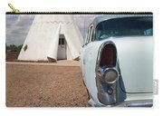 Route 66 Wigwam Motel Carry-all Pouch